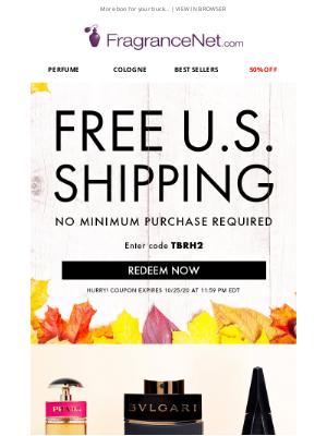 FragranceNet - Boo Ya 👻 FREE Shipping  (our treat!)