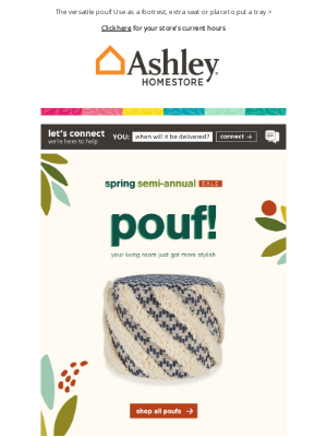 Ashley Furniture HomeStore - The Must-Have Living Room Piece >>