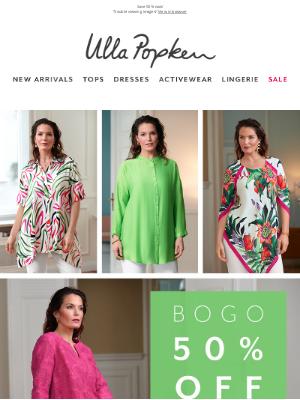 Ulla Popken USA - 50 50 50 50 50