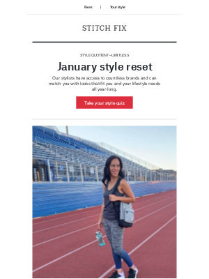 Stitch Fix - The update you've been waiting on