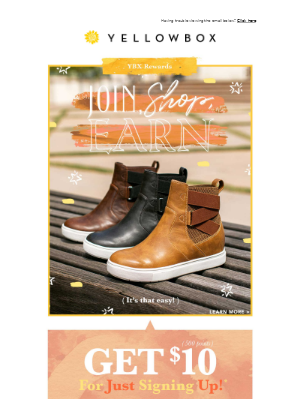 💸Want $10 Off New Fall Shoes?💸