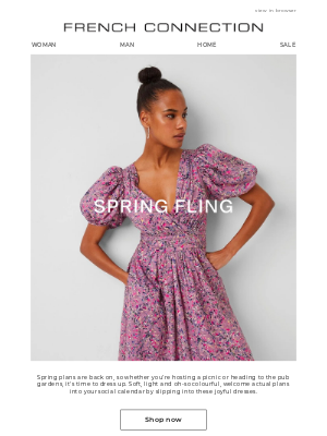 French Connection (UK) - New in: Spring dresses