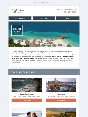Uniworld Boutique River Cruise Collection - Don't Miss! Up to $4,000 in Cruise Savings + Tons More
