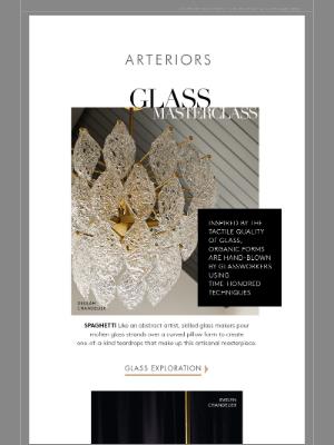 Beau-tility of Glass