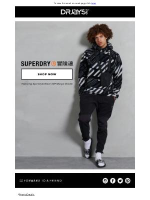 DrJays.com - Fresh from Superdry