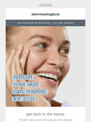 Dermalogica - Ready for a skin care routine refresh?