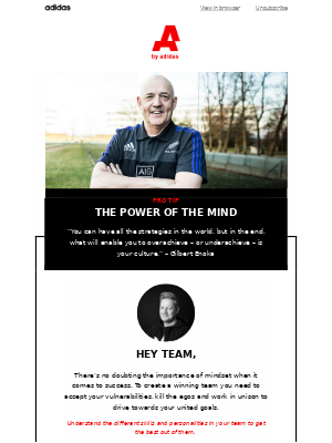 Let's talk brain power