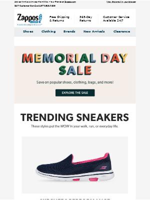 Sale + Trending Sneakers