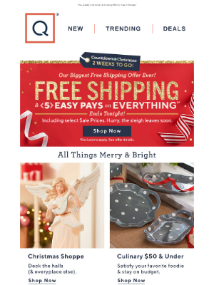 QVC - Better Not Pout! EVERYTHING Ships Free