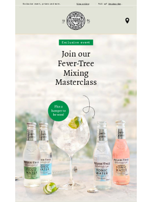 PizzaExpress (UK) - Charles, remember to get this in your calendar!