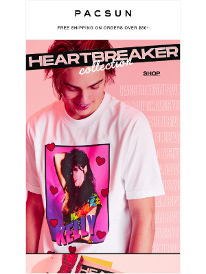 NEW V-Day Graphics He Needs | Only @ PacSun!