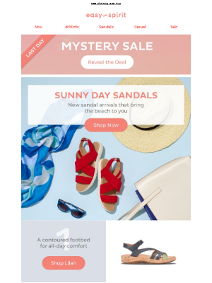 LAST DAY: Shop the Mystery Sale