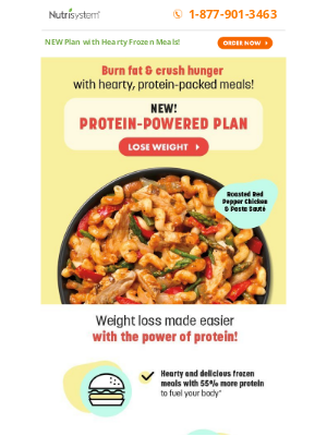 Nutrisystem - Inside: A NEW Way to Lose Weight from Nutrisystem!