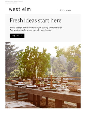 West Elm - All the BEST inspiration, all right here