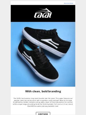 Lakai Footwear - A Classic Team Favorite, The Griffin