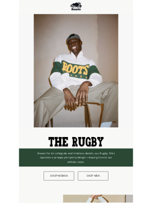 Roots (CA) - THE RUGBY