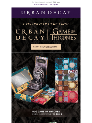Get the entire Game of Thrones collection NOW