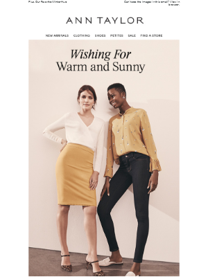 40% Off Full-Price Styles (Hurry!)