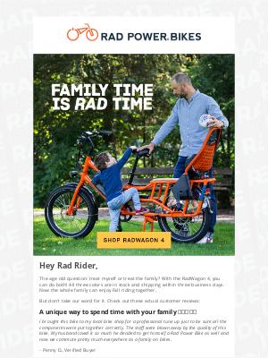 Rad Power Bikes - Rad trips > Road Trips