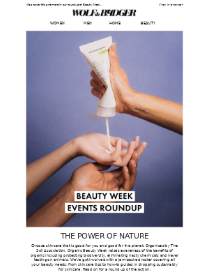 Wolf & Badger - How to create a sustainable beauty regime? 💅