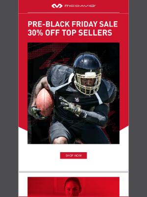 Mcdavid Sports Medical - 🚀🚀🚀 Pre-BLACK FRIDAY SALE! 30% OFF Top Sellers
