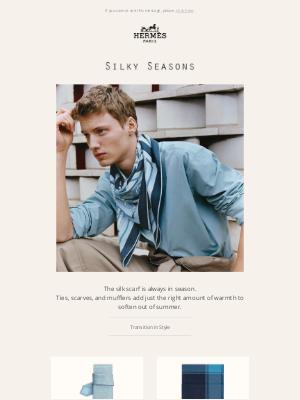 Hermes (UK) - Silky Seasons