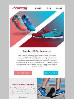 Newton Running - Introducing The New Fate And Kismet 7