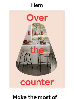Hem - Make the most of your kitchen spaces