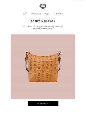 MCM - In the Spotlight: The New Klara Hobo