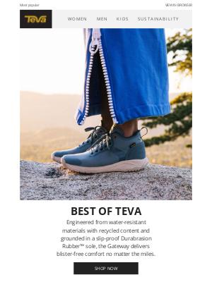 Teva - Explore the Gateway