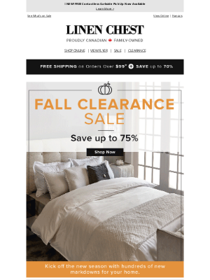 Linen Chest - Are all these items really on CLEARANCE?!
