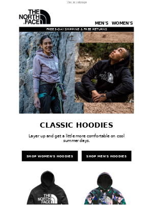 Ridiculously comfy hoodies...