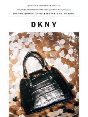 DKNY - Shop Handbags That Steal The Spotlight