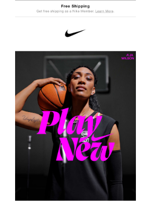 Nike - Unapologetically A'ja