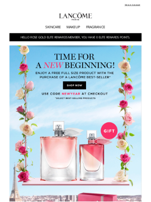 Lancome - Did You See Your Full-size Gift?