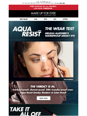 We Put Aqua Resist to the Test
