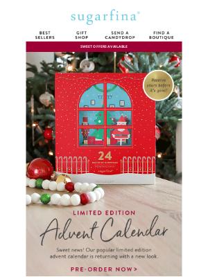 Sugarfina - The Holiday Advent Calendar
