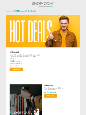 Check Out These H🔥T Deals