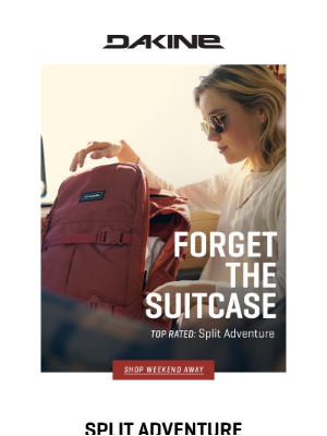 Everything But The Suitcase