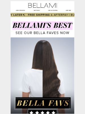 BELLAMI Hair - Why YOU will rate us ⭐⭐⭐⭐⭐ 5 stars