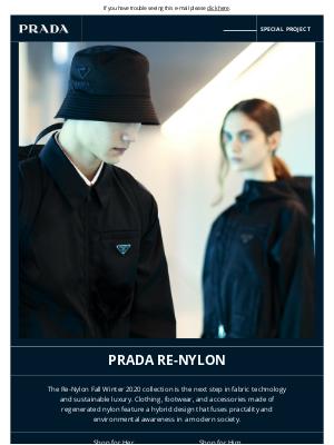 Prada - Prada Re-Nylon