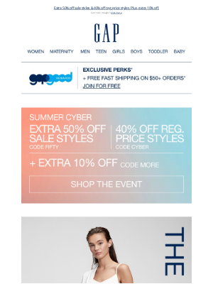 Old Navy Outlet - Introducing The Kick Fit