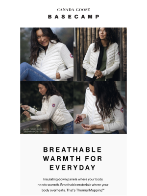 Canada Goose (CA) - Shop fall knits before they're gone