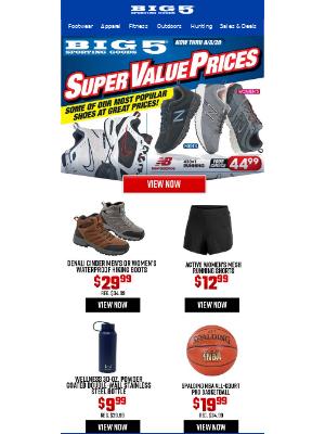 BIG Shoe Sale + Other Sale Items
