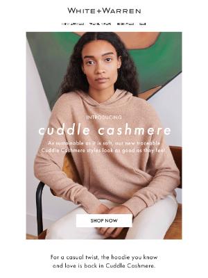White + Warren - Our Softest Cashmere Ever