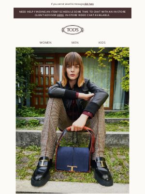 TOD'S - The New T-Timeless Bag Has Arrived   Discover the Contemporary Icon