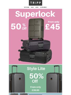 Tripp (UK) - 💥NEW! Half Price lines just added