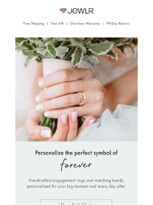 Perfectly Paired | One-Of-A-Kind Bridal Sets