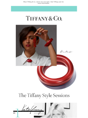 Tiffany & Co. - A Style Session with Stylist-to-the-stars Kate Young