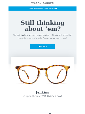 Jenkins felt the connection
